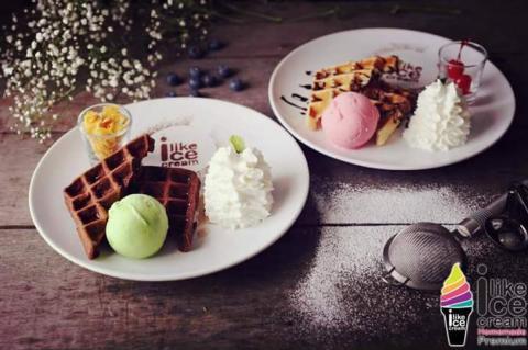 I Like Ice Cream: